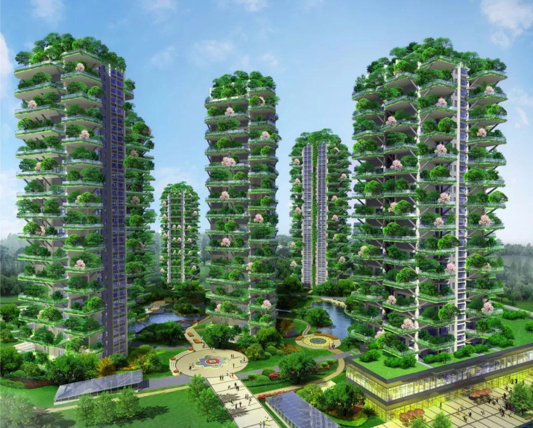 第四代住房——正全面迎合国家绿色发展趋势,坚决相信,绿色未来,不会更远。