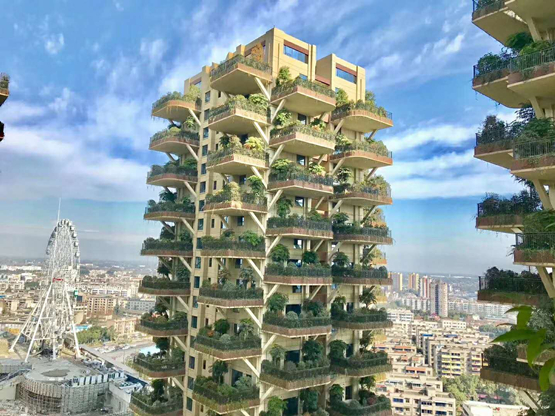 【未来城市和未来社区】的梦想: